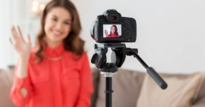 Facebook Marketing vlogger