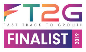 Fast Track To Growth Finalist Logo