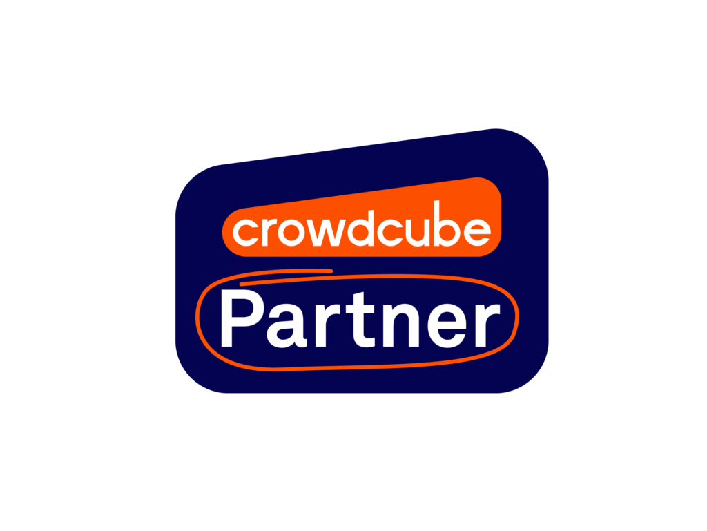 We are proud to be a Crowdcube Partner
