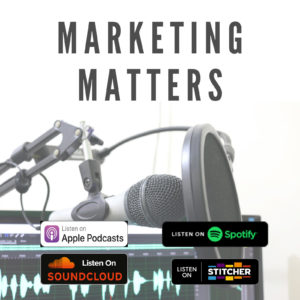 Marketing Matters Podcast logo